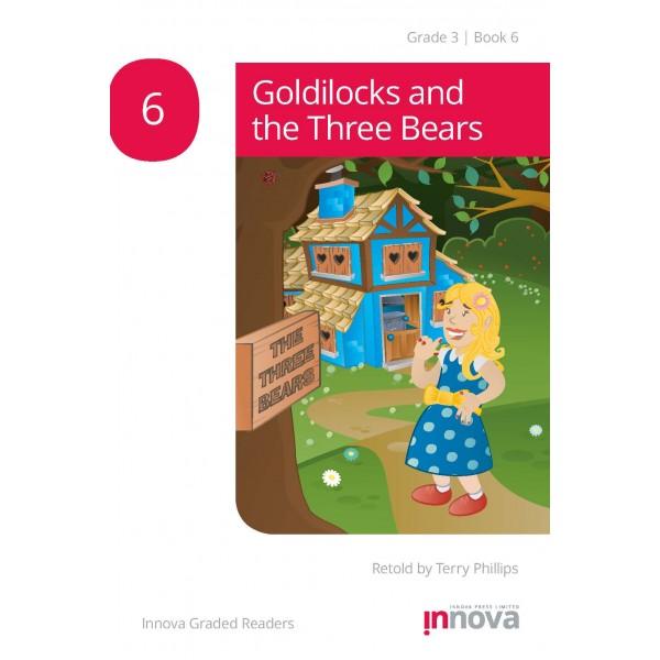 Innova - Young Learners - Graded Reader - Goldilocks and the Three Bears - Grade 3