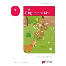 Innova - Young Learners - Graded Reader - The Gingerbread Man - Grade 3