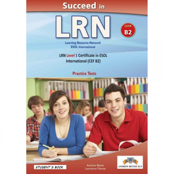 Succeed in LRN - CEFR B2 - Practice Tests  - Student's book