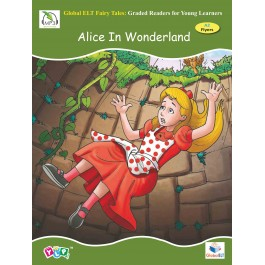 Fairy Tales Graded Reader - Alice in Wonderland - Level A2 Flyers