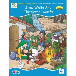 Fairy Tales Graded Reader - Snow White and the Seven Dwarfs - Level Pre-A1 Starters