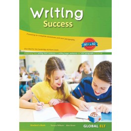 Writing Success: A1+ to A2 Student's Book Writing