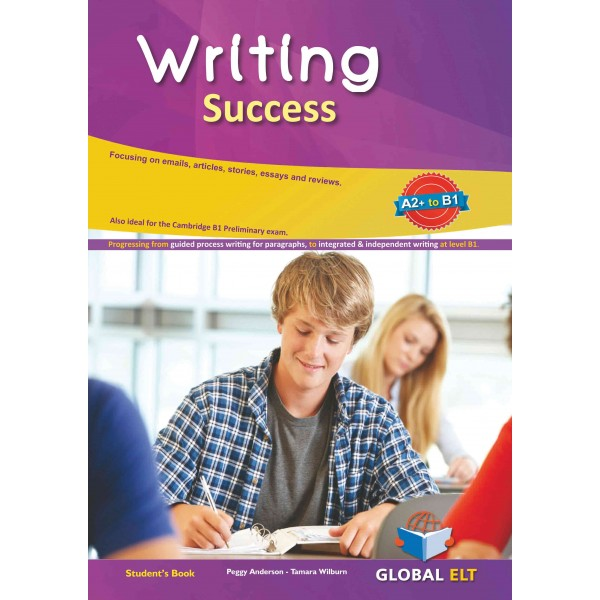 Writing Success: A2+ to B1 Student's Book Writing