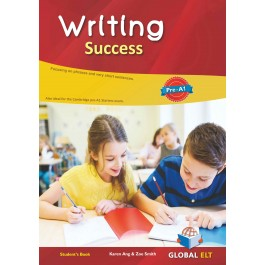 Writing Success: pre-A1 Overprinted Edition with answers Writing