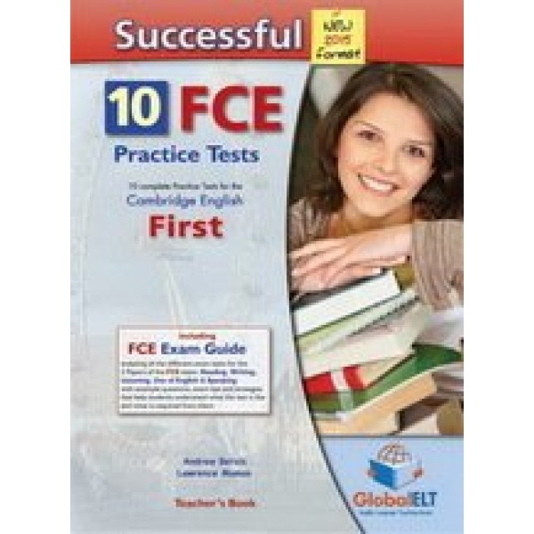 Successful FCE - 10 Practice Tests NEW 2015 FORMAT  Audio CDs